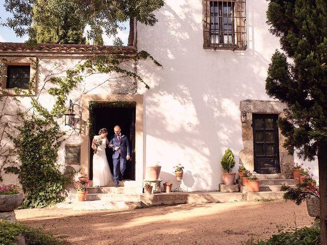 La boda de Javier y Irene en Continos, Salamanca 11