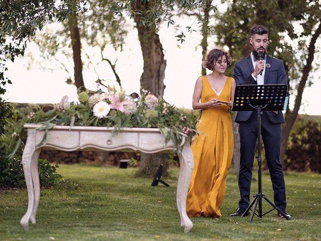 La boda de Javier y Irene en Continos, Salamanca 19