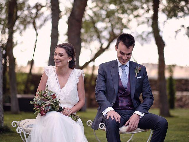 La boda de Javier y Irene en Continos, Salamanca 20