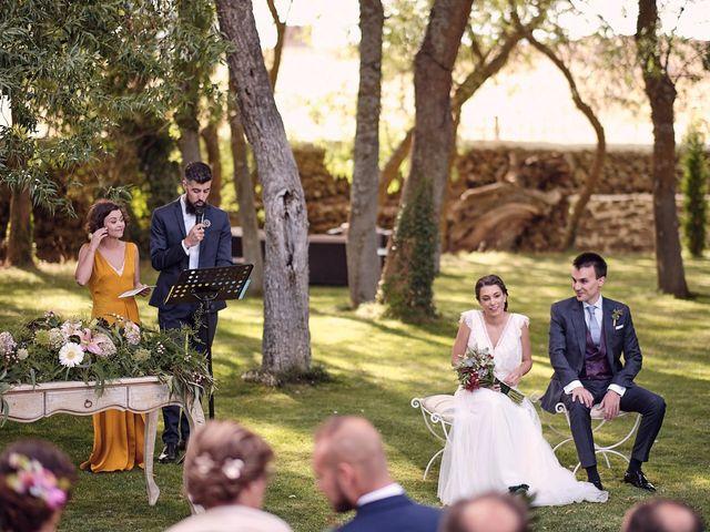 La boda de Javier y Irene en Continos, Salamanca 23