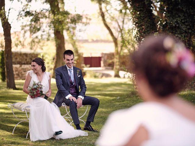La boda de Javier y Irene en Continos, Salamanca 24