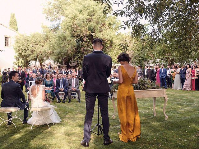 La boda de Javier y Irene en Continos, Salamanca 26