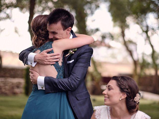 La boda de Javier y Irene en Continos, Salamanca 30