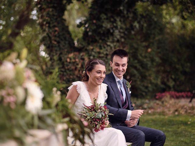 La boda de Javier y Irene en Continos, Salamanca 31