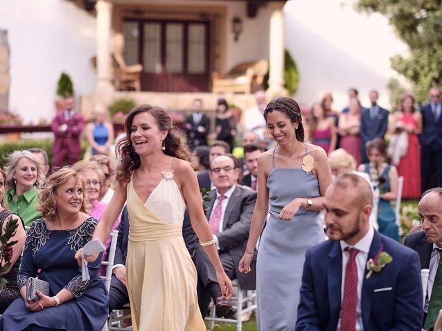 La boda de Javier y Irene en Continos, Salamanca 32