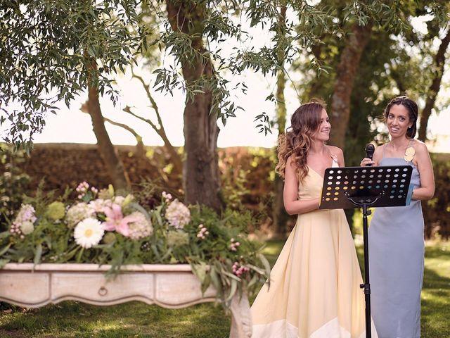 La boda de Javier y Irene en Continos, Salamanca 33