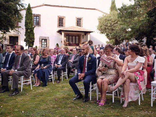 La boda de Javier y Irene en Continos, Salamanca 34