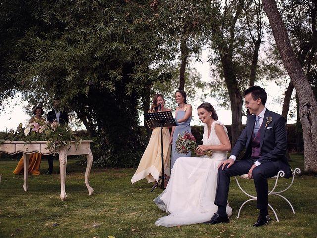 La boda de Javier y Irene en Continos, Salamanca 40