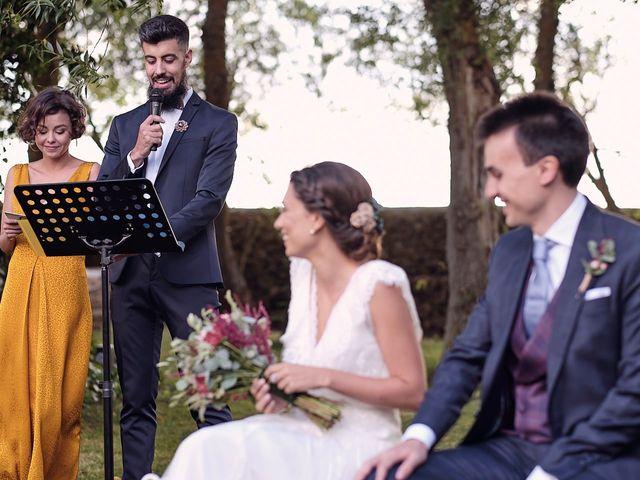 La boda de Javier y Irene en Continos, Salamanca 44