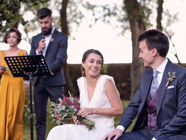 La boda de Javier y Irene en Continos, Salamanca 45