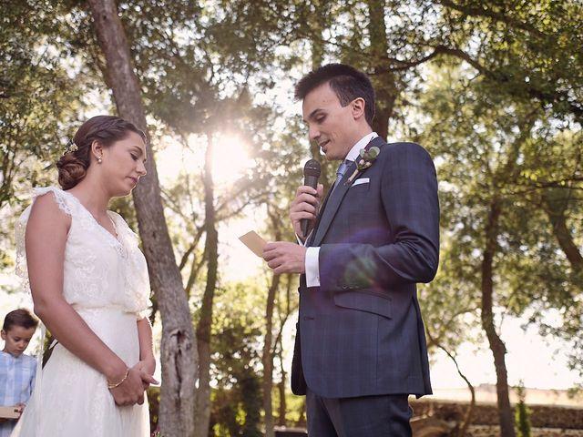 La boda de Javier y Irene en Continos, Salamanca 46