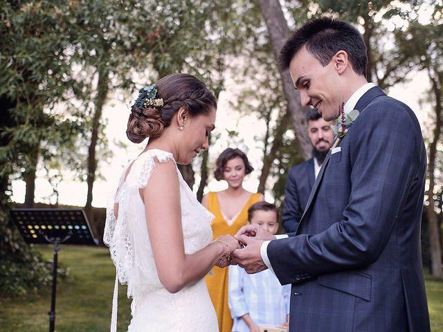 La boda de Javier y Irene en Continos, Salamanca 50