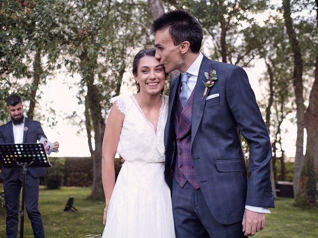 La boda de Javier y Irene en Continos, Salamanca 53