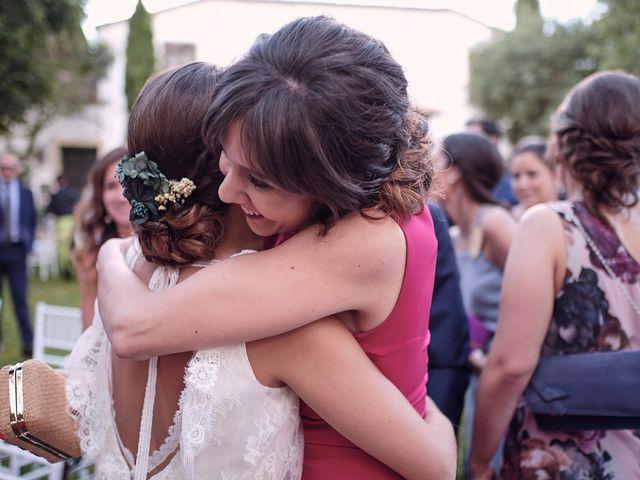 La boda de Javier y Irene en Continos, Salamanca 56