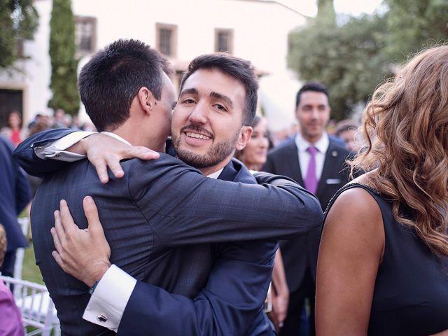 La boda de Javier y Irene en Continos, Salamanca 58