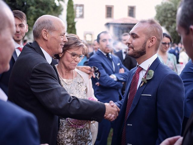 La boda de Javier y Irene en Continos, Salamanca 61