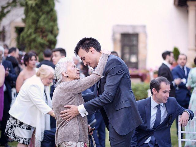 La boda de Javier y Irene en Continos, Salamanca 63