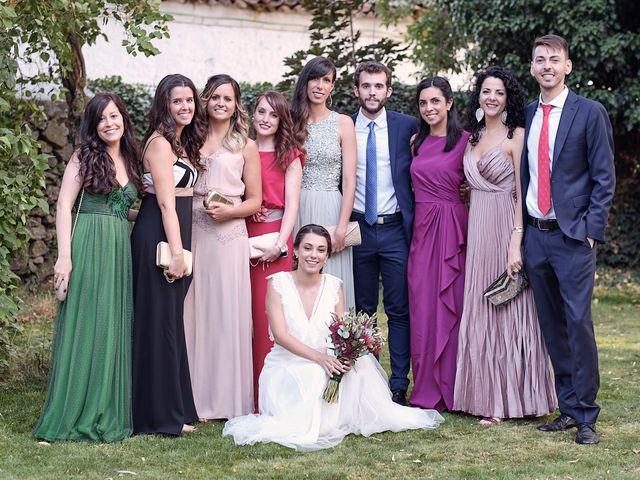 La boda de Javier y Irene en Continos, Salamanca 69