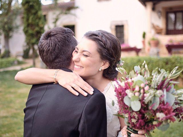 La boda de Javier y Irene en Continos, Salamanca 70