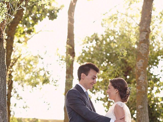 La boda de Javier y Irene en Continos, Salamanca 71