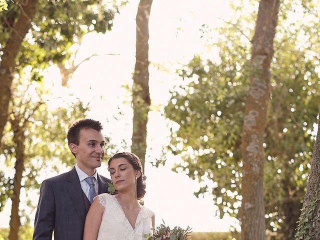 La boda de Javier y Irene en Continos, Salamanca 72