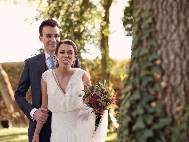La boda de Javier y Irene en Continos, Salamanca 73