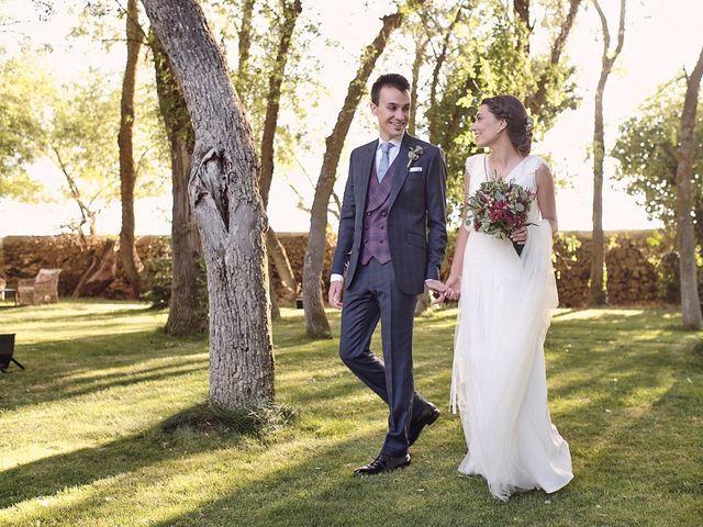 La boda de Javier y Irene en Continos, Salamanca 75