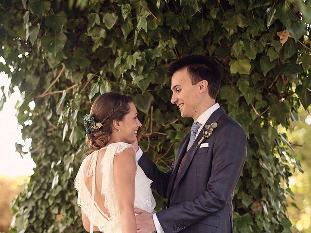 La boda de Javier y Irene en Continos, Salamanca 76