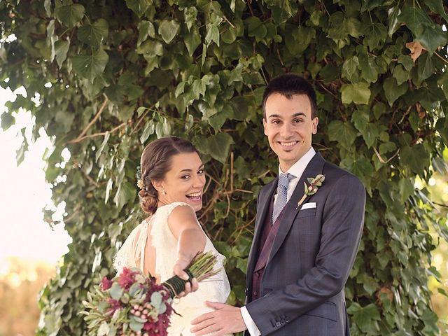 La boda de Javier y Irene en Continos, Salamanca 77