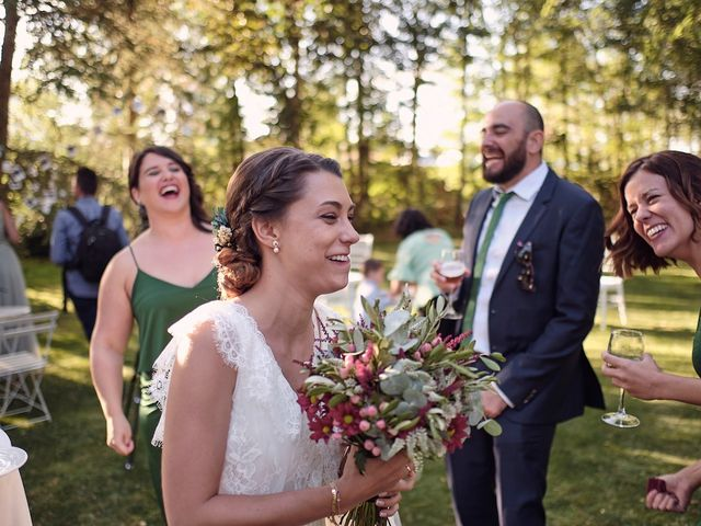 La boda de Javier y Irene en Continos, Salamanca 81