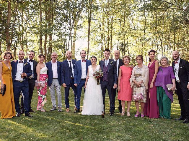 La boda de Javier y Irene en Continos, Salamanca 82