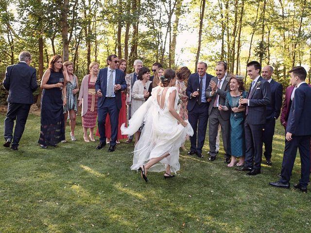 La boda de Javier y Irene en Continos, Salamanca 83