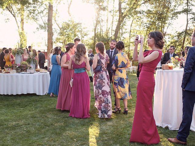 La boda de Javier y Irene en Continos, Salamanca 84