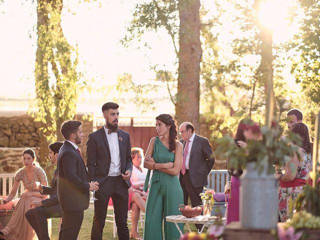La boda de Javier y Irene en Continos, Salamanca 86
