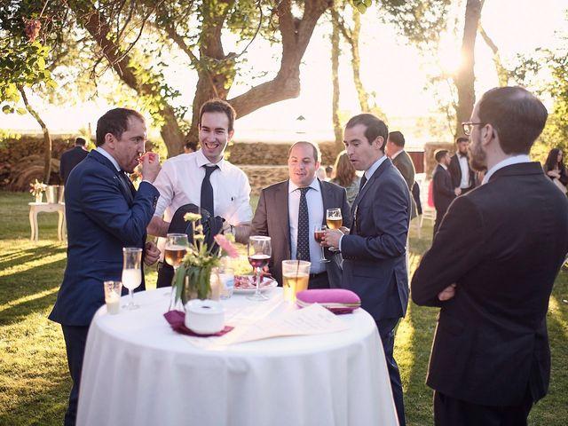 La boda de Javier y Irene en Continos, Salamanca 87