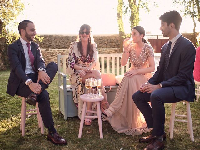 La boda de Javier y Irene en Continos, Salamanca 89
