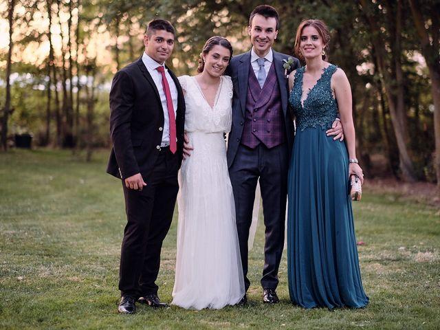 La boda de Javier y Irene en Continos, Salamanca 107