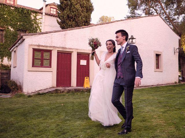 La boda de Javier y Irene en Continos, Salamanca 111