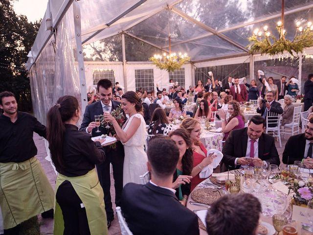 La boda de Javier y Irene en Continos, Salamanca 114
