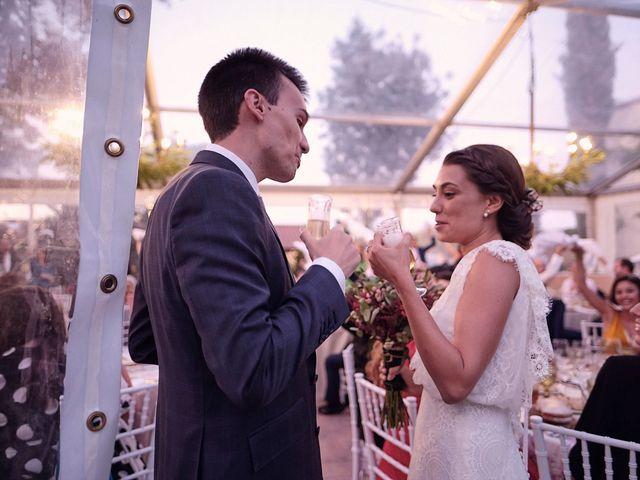 La boda de Javier y Irene en Continos, Salamanca 115