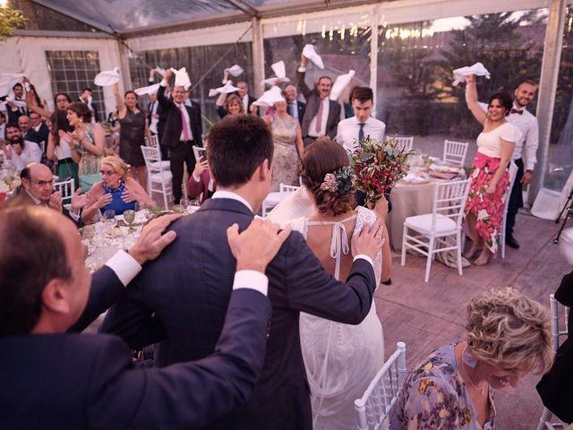 La boda de Javier y Irene en Continos, Salamanca 116
