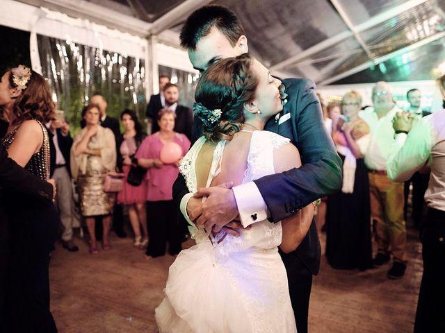 La boda de Javier y Irene en Continos, Salamanca 131
