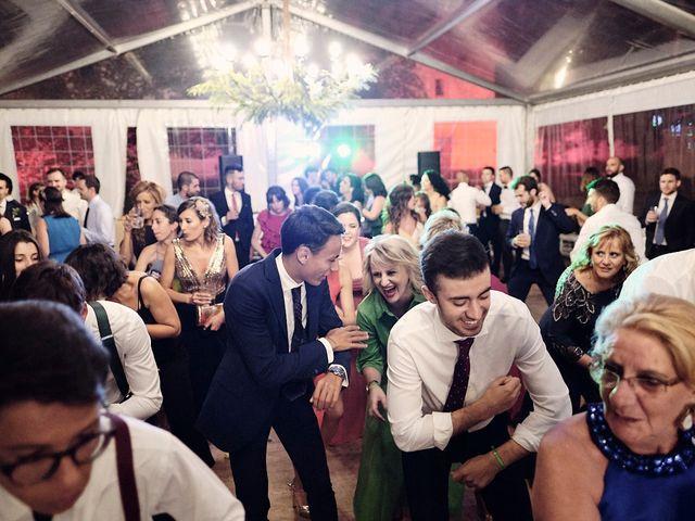La boda de Javier y Irene en Continos, Salamanca 139
