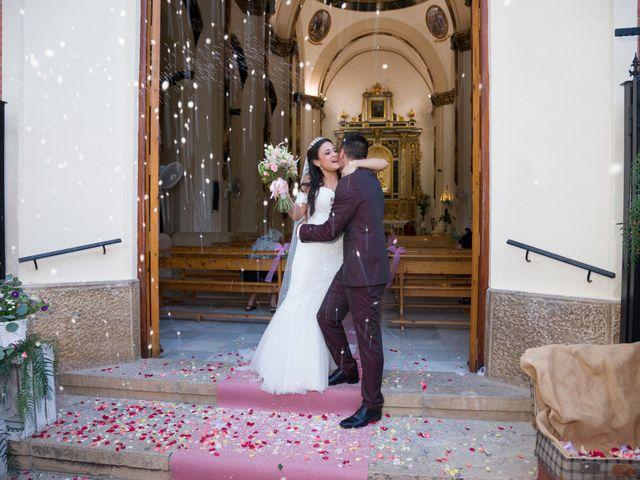 La boda de Eva y Joni
