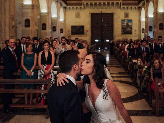 La boda de Pedro y Tamara en Elx/elche, Alicante 17