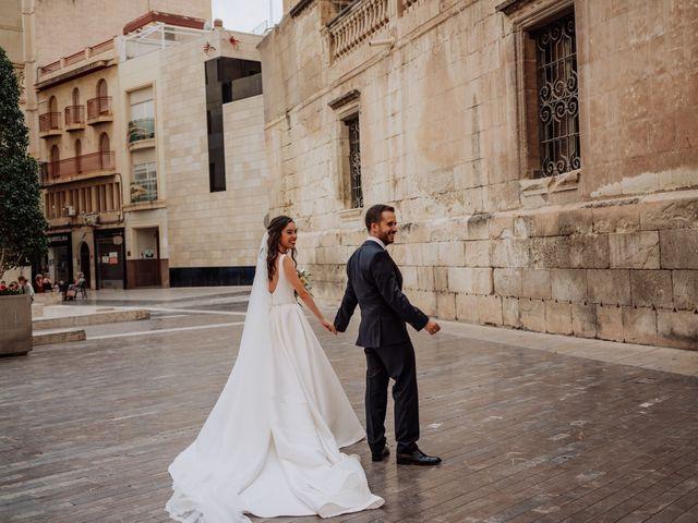 La boda de Pedro y Tamara en Elx/elche, Alicante 19