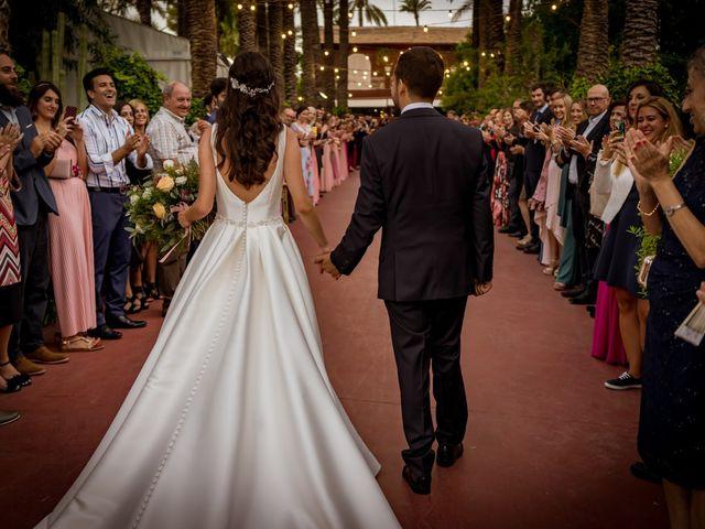 La boda de Pedro y Tamara en Elx/elche, Alicante 32