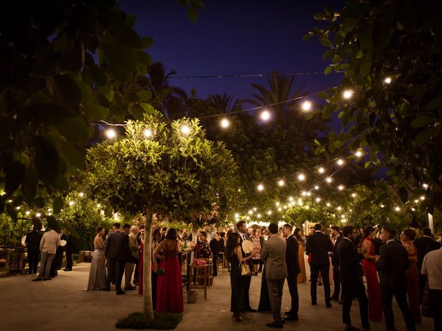 La boda de Pedro y Tamara en Elx/elche, Alicante 33