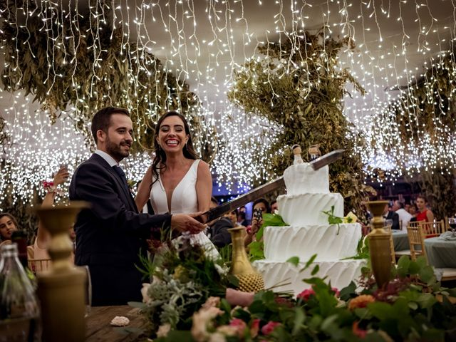La boda de Pedro y Tamara en Elx/elche, Alicante 35