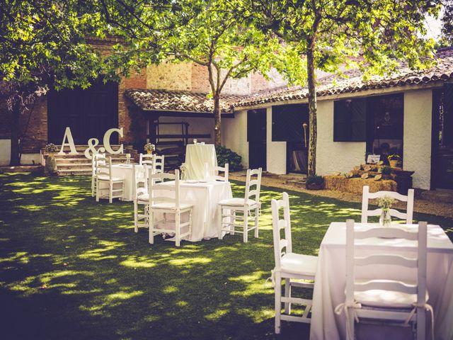 La boda de Álvaro y Cristina en Rivas-vaciamadrid, Madrid 39